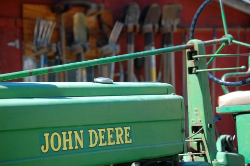 The Stonebridge John Deere B